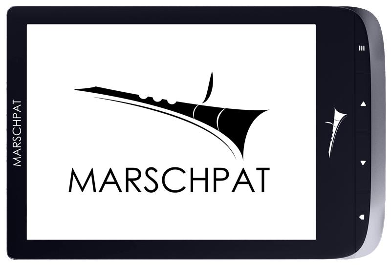 digitales Marschbuch